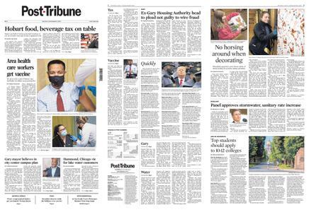 Post-Tribune – December 19, 2020