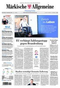 Märkische Allgemeine Fläming Echo - 13. September 2018