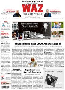 Westdeutsche Allgemeine Zeitung – 11. Mai 2019