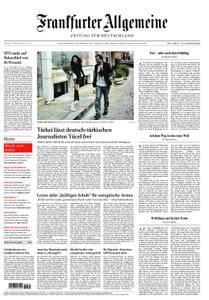 Frankfurter Allgemeine Zeitung F.A.Z. - 17. Februar 2018