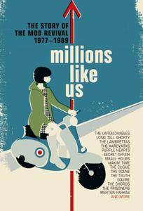 VA - Millions Like Us: The Story of the Mod Revival 1977 - 1989 (2014)