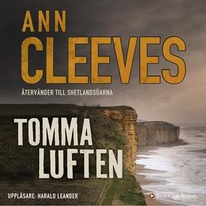 «Tomma luften» by Ann Cleeves