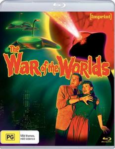 The War of the Worlds (1953) + Extras