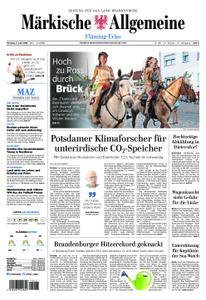 Märkische Allgemeine Fläming Echo - 01. Juli 2019