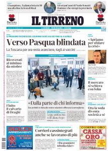 Il Tirreno Livorno - 25 Febbraio 2021