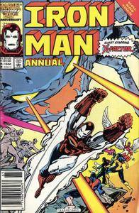 Iron Man Annual v1 008 Complete Marvel Collection