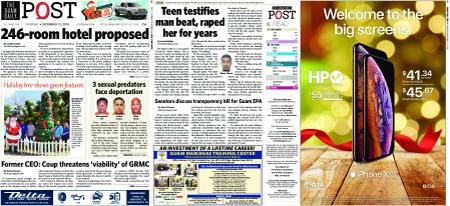 The Guam Daily Post – December 13, 2018