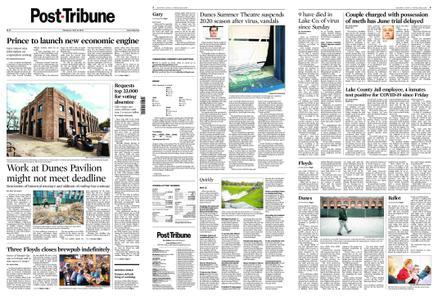 Post-Tribune – May 21, 2020