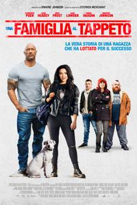 Una Famiglia Al Tappeto / Fighting with My Family (2019)
