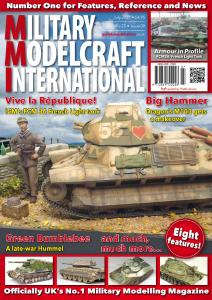 Military Modelcraft International - Volume 25 No.9 - July 2021
