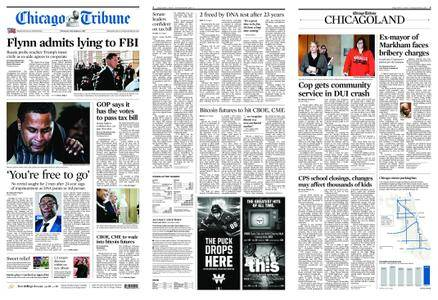 Chicago Tribune – December 02, 2017
