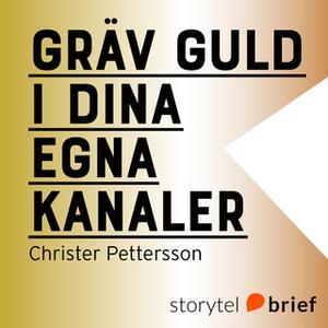 «Gräv guld i dina egna kanaler» by Christer Pettersson