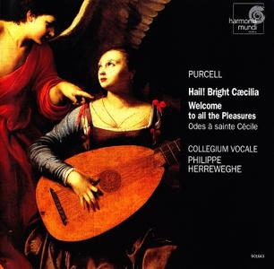 Philippe Herreweghe, Collegium Vocale - Purcell: Odes for Saint Cecilia's Day (1998)