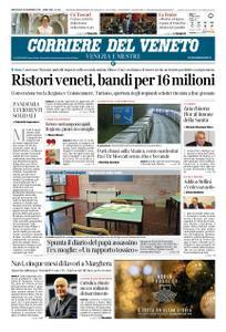 Corriere del Veneto Venezia e Mestre – 23 dicembre 2020