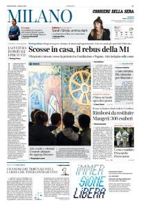 Corriere della Sera Milano - 3 Aprile 2019