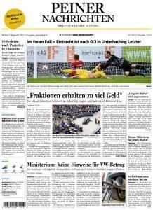 Peiner Nachrichten - 03. September 2018