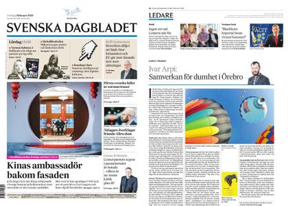 Svenska Dagbladet – 01 februari 2020