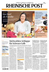 Rheinische Post – 21. Dezember 2019
