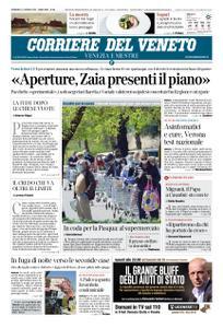 Corriere del Veneto Venezia e Mestre – 12 aprile 2020
