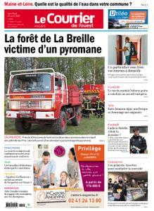 Le Courrier de l'Ouest Angers – 23 avril 2021