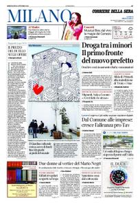 Corriere della Sera Milano – 31 ottobre 2018