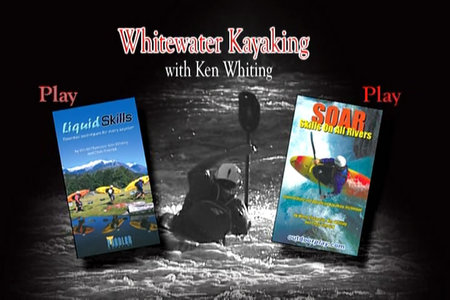 Whitewater Kayaking with Ken Whiting