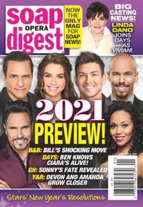 Soap Opera Digest - January 04, 2021