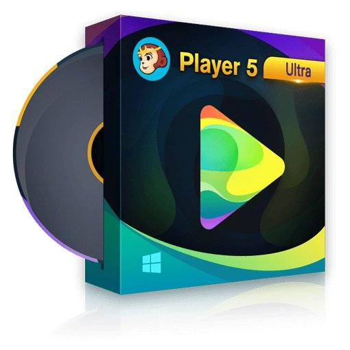 DVDFab Player Ultra 5.0.1.8 Multilingual + Portable
