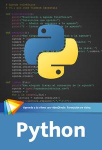 Python: Crea programas multiplataforma y aplicaciones web y descubre el framework Django