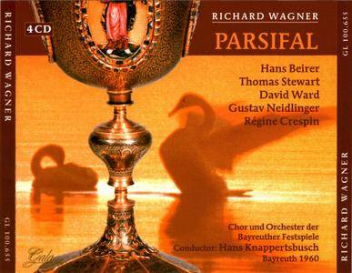 Wagner - Parsifal (Hans Knappertsbusch, 1960): Box Set 4CDs (2000)