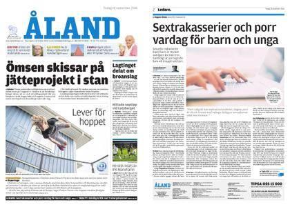 Ålandstidningen – 18 september 2018