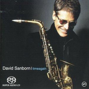 David Sanborn - Time Again (2003) MCH PS3 ISO + Hi-Res FLAC