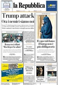 la Repubblica - 3 Ottobre 2019