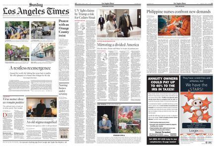 Los Angeles Times – May 03, 2020