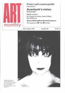 Art Monthly - Jul-Aug 1986   No 98