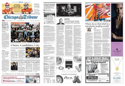 Chicago Tribune – February 02, 2020