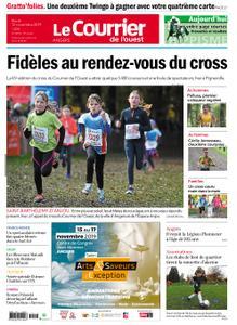 Le Courrier de l'Ouest Angers – 12 novembre 2019