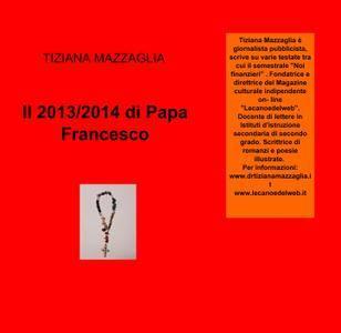 Il 2013/2014 di Papa Francesco