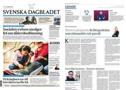 Svenska Dagbladet – 06 april 2018