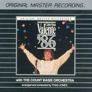 Caterina Valente - With The Count Basie Orchestra (1986) {MFSL}