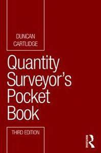 Quantity Surveyor's Pocket Book, Third Edition
