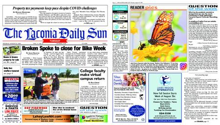 The Laconia Daily Sun – August 18, 2020