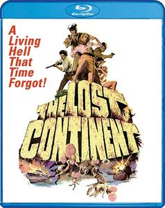 The Lost Continent (1968) + Extras