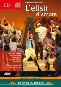 Alessandro De Marchi, Orchestra of the Bergamo Musica Festival Gaetano Donizetti - Donizetti: L'elisir d'amore (2008)