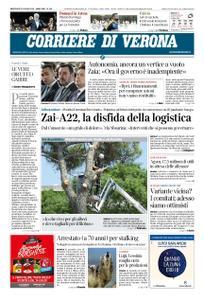Corriere di Verona – 31 luglio 2019