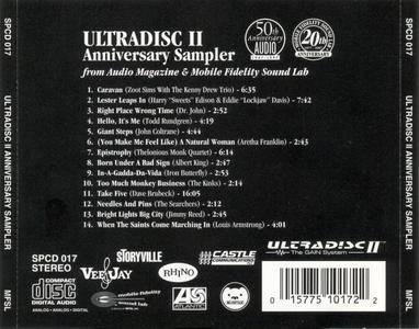 Ultradisc II 50th Anniversary Sampler - MFSL