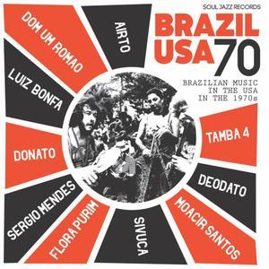 VA - Brazil USA 70: Brazilian Music in the USA in the 1970s (2019)