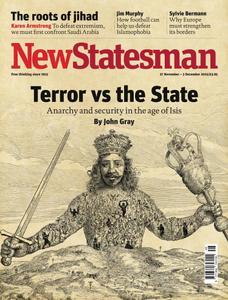 New Statesman - 27 November - 3 December 2015