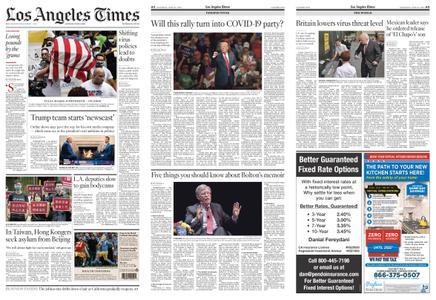 Los Angeles Times – June 20, 2020