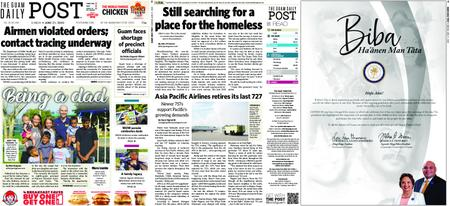 The Guam Daily Post – June 21, 2020